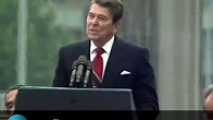 Tear Down This Wall. [Ronald Reagan, Berlin Wall Speech,  06.12.1987]